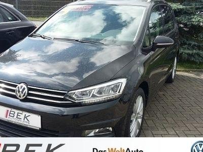 gebraucht VW Touran 2.0 TDI Comfortline LED, ACC, FRONTSCHEIBE HEIZBA