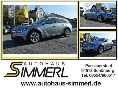 gebraucht Opel Insignia Country Tourer 2.0 Leder/Panoramadach/AHK