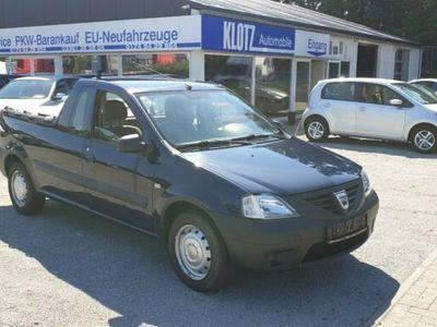 gebraucht Dacia Logan Pick-Up Ambiance+1.Hand+Klima