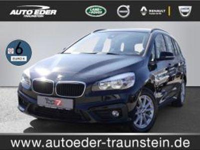 gebraucht BMW 218 Gran Tourer - i Advantage Bluetooth Klima PDC
