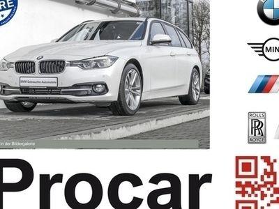 gebraucht BMW 320 d Touring Sport Line Aut. Navi Business LED