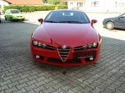 gebraucht Alfa Romeo Brera Brera 2.4 JTDM 20V (147kW)(177) Panorama Navi Top