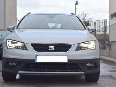 gebraucht Seat Leon X-Perience ST 2.0 TDI Start&Stop 4Drive