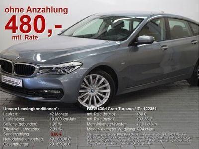 käytetty BMW 630 d Gran Turismo Sport Line