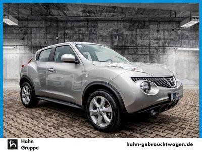 used Nissan Juke 1.6 Acenta Climatr Tempo el.Fensterh