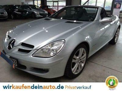 gebraucht Mercedes SLK200 Kompressor SHZ·KLIMA·AUTOMATIK
