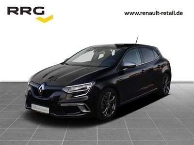 gebraucht Renault Mégane IV GT TCe 205 EDC Navigation R-Link