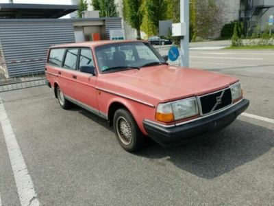 gebraucht Volvo 240