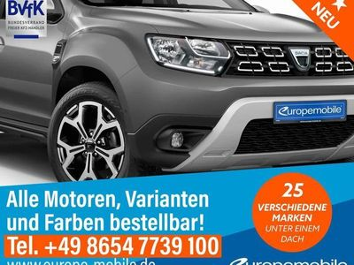 gebraucht Dacia Duster Essential TCe 90 (D4 Basic)