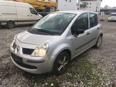 gebraucht Renault Modus Avantage/Klima/Bordcomputer/Euro4