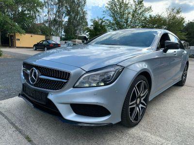 gebraucht Mercedes CLS250 Shooting Brake CLS 250 Shooting Brake AMG BLUE TEC
