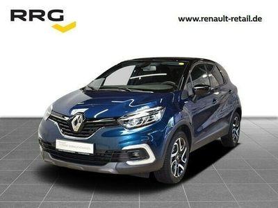 gebraucht Renault Captur 1.3 TCE 150 BOSE EDITION AUTOMATIK SUV