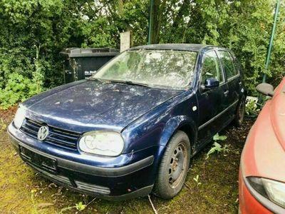 gebraucht VW Golf IV / 1.4 Benziner / 75 PS