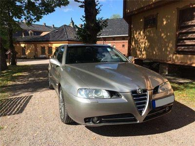 gebraucht Alfa Romeo 166 2.4 JTD 20V Progression