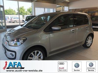 gebraucht VW up! up! 1,0 clubASG Klima,SHZ,PDC,maps+more