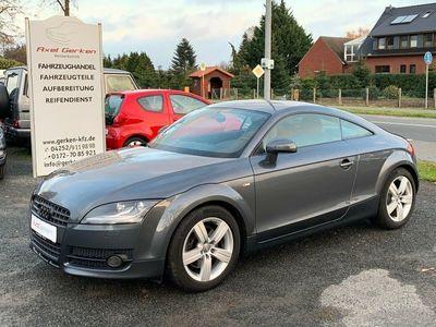gebraucht Audi TT Roadster Coupe/ 2.0 TFSI Coupe TÜV NEU
