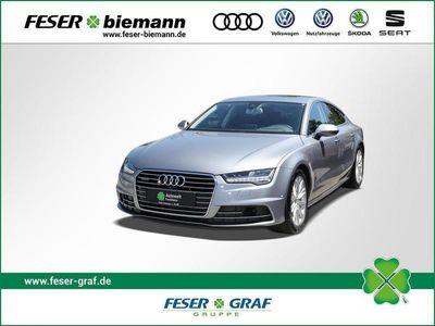gebraucht Audi A7 3.0 TDI qu. Tiptr. Head-up Matrix Standh.