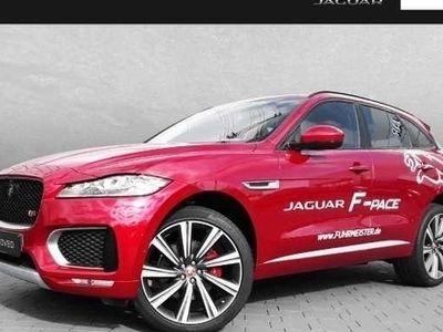 gebraucht Jaguar F-Pace S AWD   TFT   Head-up   DAB   101.000 UPE