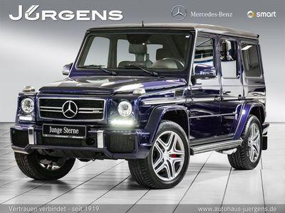 gebraucht Mercedes G63 AMG AMG designo/Comand/Xenon/Sitzklima/HK/DAB