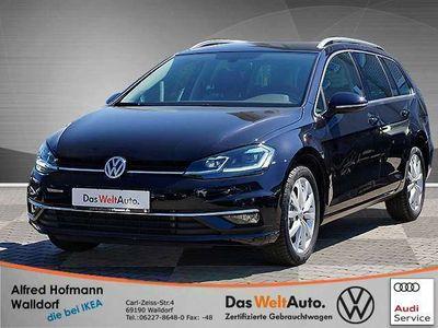 gebraucht VW Golf VII VII Variant 1.5 TSI Highline DSG NAVI LED K