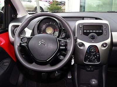 gebraucht Citroën C1 VTI 68 Feel S + S Lim. 5-türig