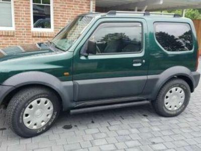 gebraucht Suzuki Jimny