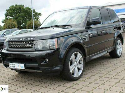 gebraucht Land Rover Range Rover Sport Supercharged