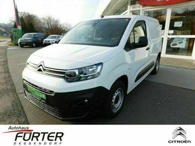 gebraucht Citroën Berlingo Kasten Club M Navi/DAB+ Klimaanlage