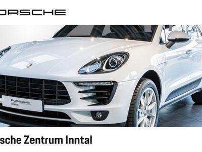 gebraucht Porsche Macan S ( Adaptive Sportsitze & Connect Plus )