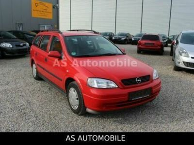 used Opel Astra 1.6 84PS Kombi + TÜV: 07-2020 + 1.Hand