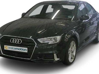 gebraucht Audi A3 A3Limousine sport 35 TDI S-tronic Virtual Navi