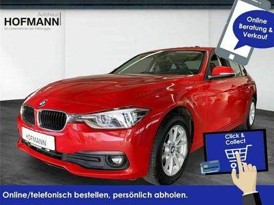 gebraucht BMW 318 d AHK, Glasdach, Sportsitze+Online Video Kauf