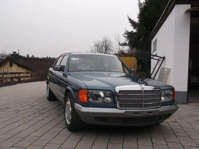 gebraucht Mercedes 380 SE H Zulassung
