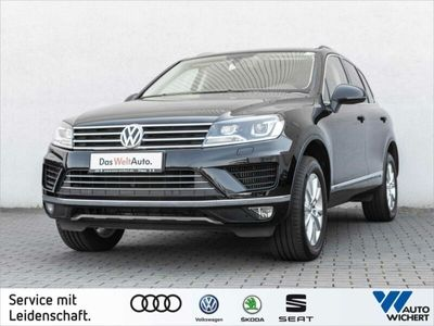 gebraucht VW Touareg 3,0 V6 TDI BlueMotion Technology