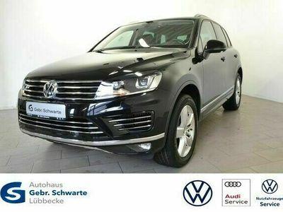 gebraucht VW Touareg 3.0 V6 TDI DSG R-Line-Exterieur 4 Motion