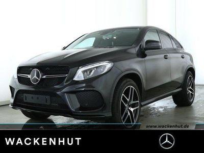 gebraucht Mercedes GLE350 d 4M Coupé AMG Night Pano AHK Distronic