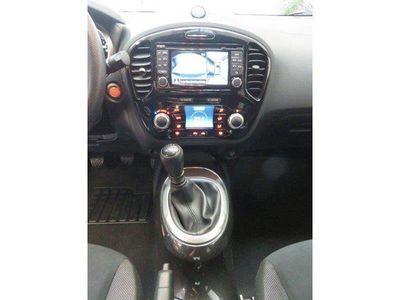 gebraucht Nissan Juke Tekna 1,5 dCi 110 PS 4x2
