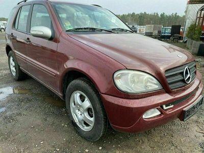 gebraucht Mercedes ML270 CDI Automatik als Limousine in Mittenwalde