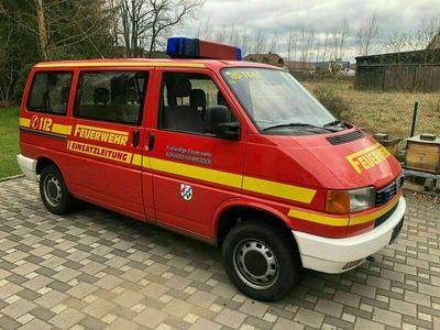 gebraucht VW T1 T4 Feuerwehr Polizei BulliT2 T3 T4 ...