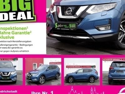gebraucht Nissan X-Trail 2.0 dCi N-Connecta Automatik Voll-LED