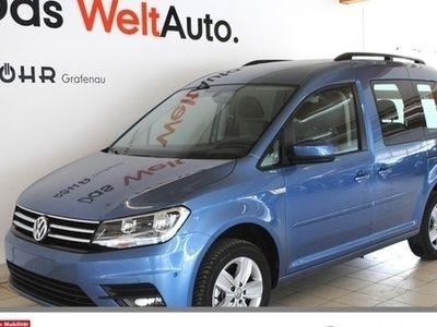gebraucht VW Caddy Comfortline (Klima,Navi,GRA,ParkAssist,SHZ