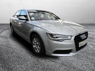 gebraucht Audi A6 2.0 TFSI NAVI LED GRA SHZ M&S Garantie