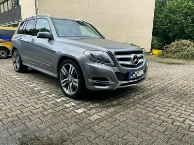 gebraucht Mercedes GLK350 CDI 4Matic (BlueEFFICIENCY) 7G-TRONIC