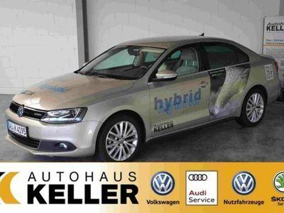 gebraucht VW Jetta Hybrid Highline 1.4 TSI Xenon,Navi,Leder