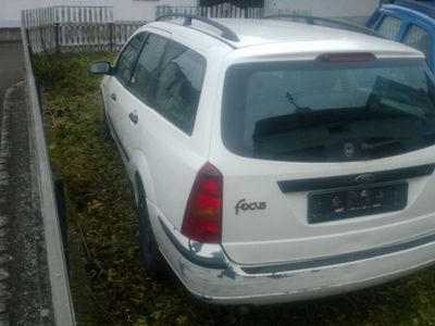 gebraucht Ford Focus Turnier TDCi Ghia