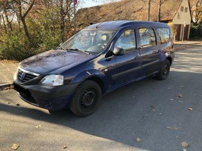 gebraucht Dacia Logan 1.4 MPI Kombi TÜV