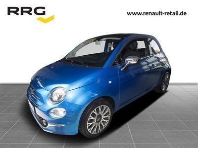 used Fiat 500 1.2 8V 70 MIRROR Einparkhilfe, LM-Felgen, Te