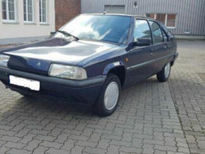 used Citroën BX 16 TGI Tecnic TÜV neu