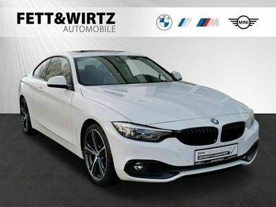 gebraucht BMW 440 i Coupé Sport Line