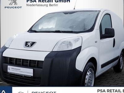 usado Peugeot Bipper HDi 75 Kasten Avantage Editon PDC